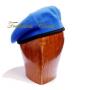 Basco modello spagnolo azzurro