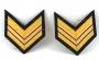 Gradi manica sergente maggiore Aeronautica Militare