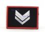 Grado velcro OP Carabinieri Vice Brigadiere