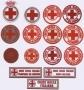 Patch Croce Rossa