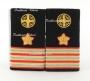 Spalline ricamate luogotenente A.M. supp logistico