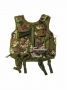 Tactical vest 7 tasche vegetato italiano